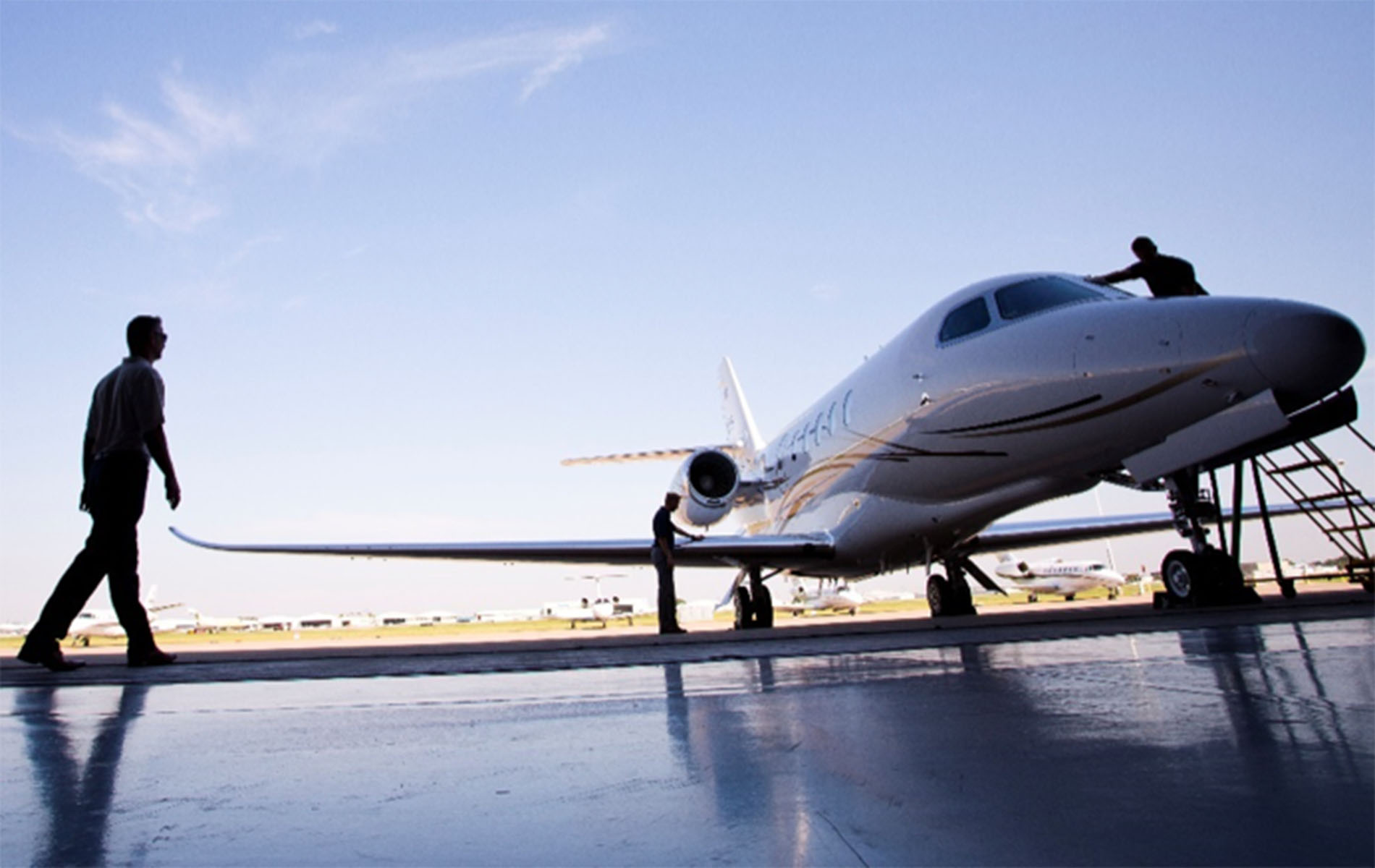 Used Private Business Jets and Turboprop Aircraft for Sale