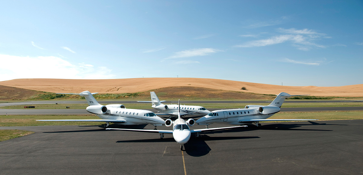 Citation fleet family photo