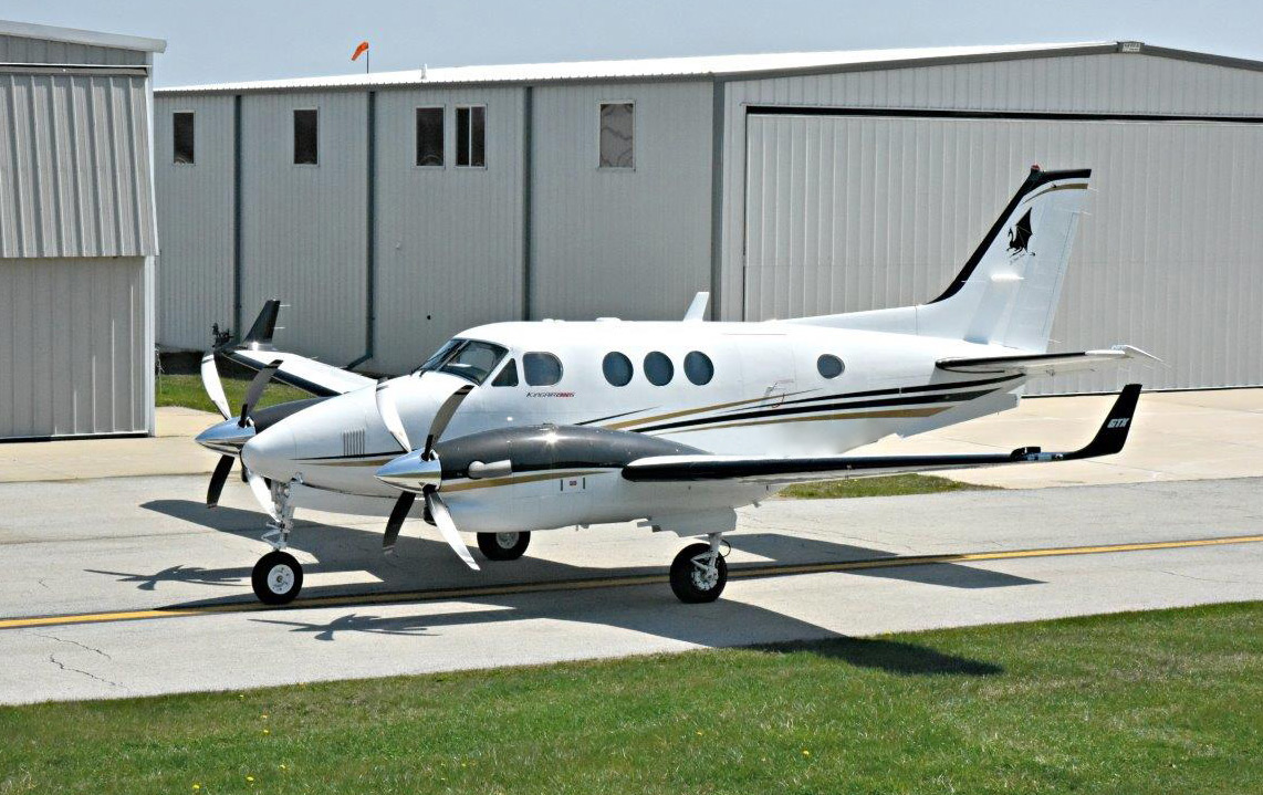 Moving to multi-engine aircraft