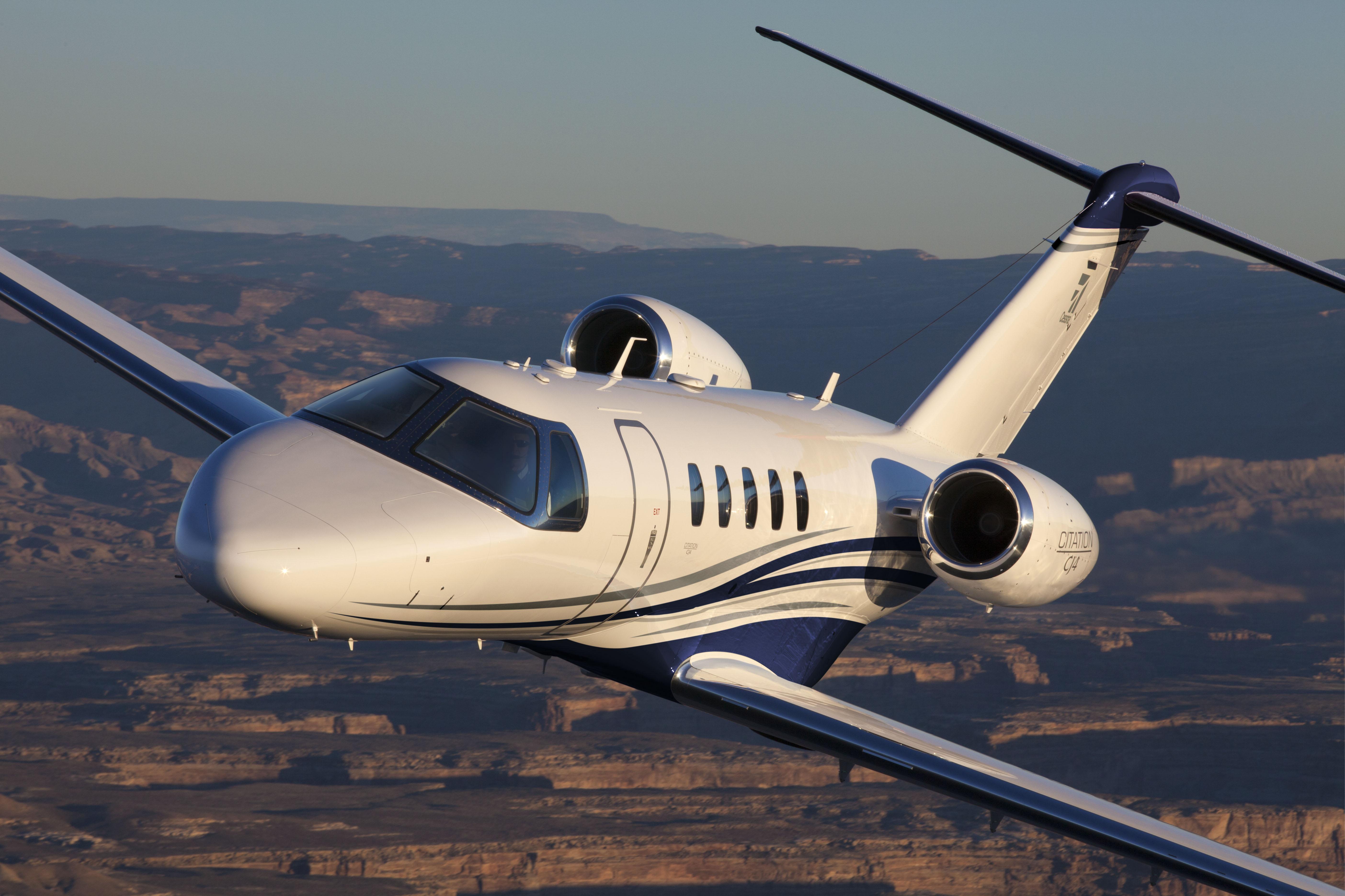 Textron Aviation - Cessna Citation CJ4