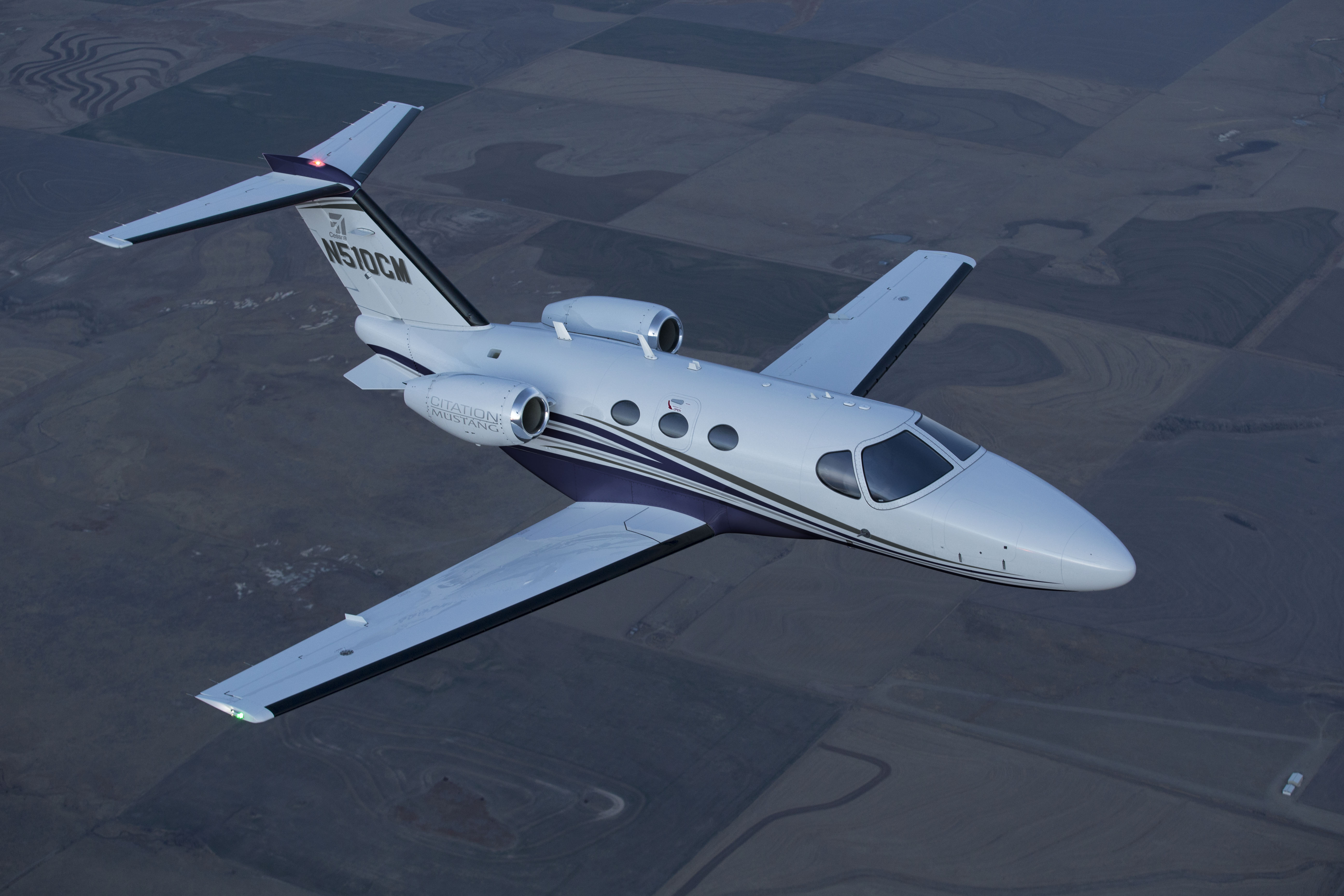 Textron Aviation celebrates Citation Mustang with final delivery