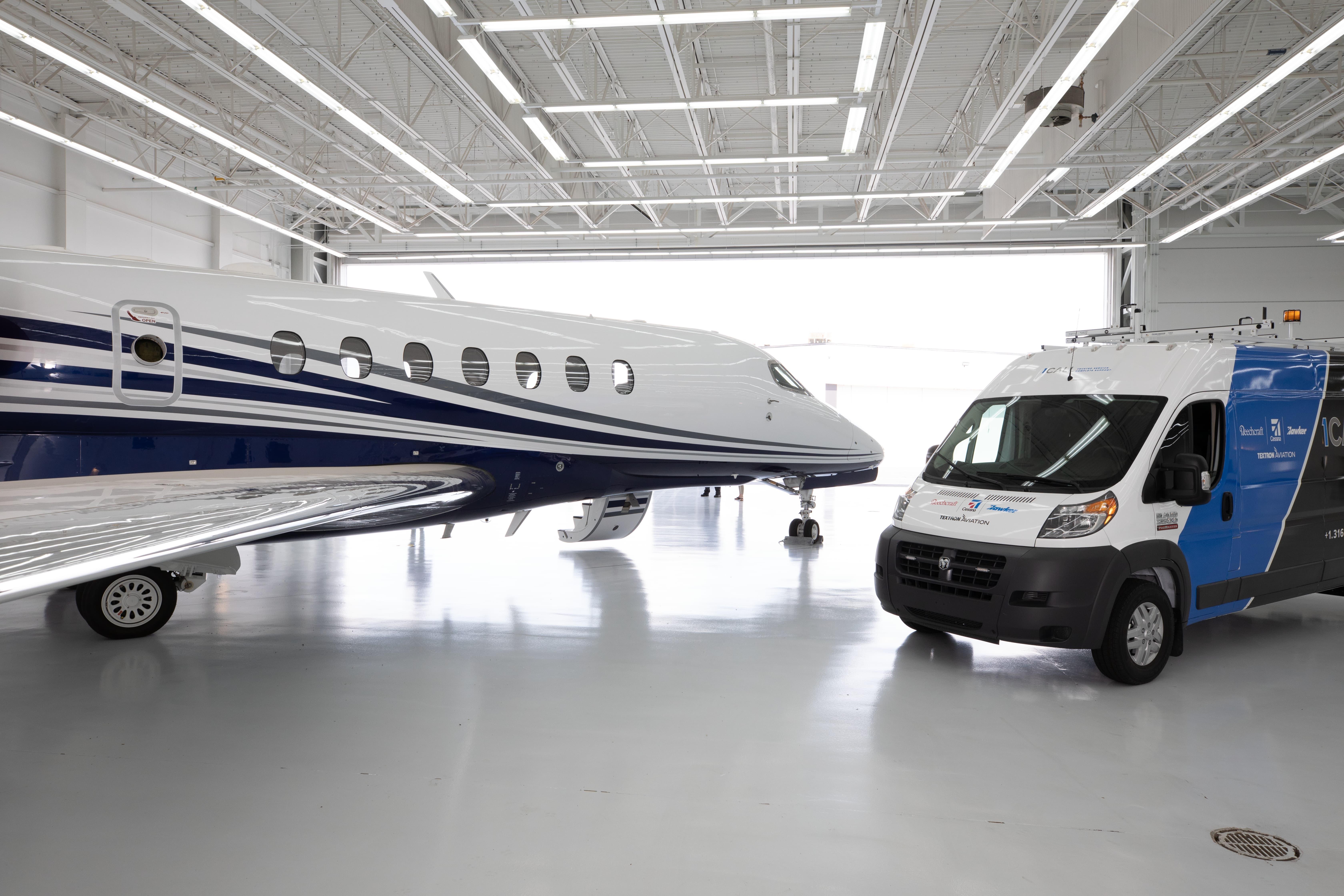 Textron Aviation announces new Aircraft Maintenance Data Hub