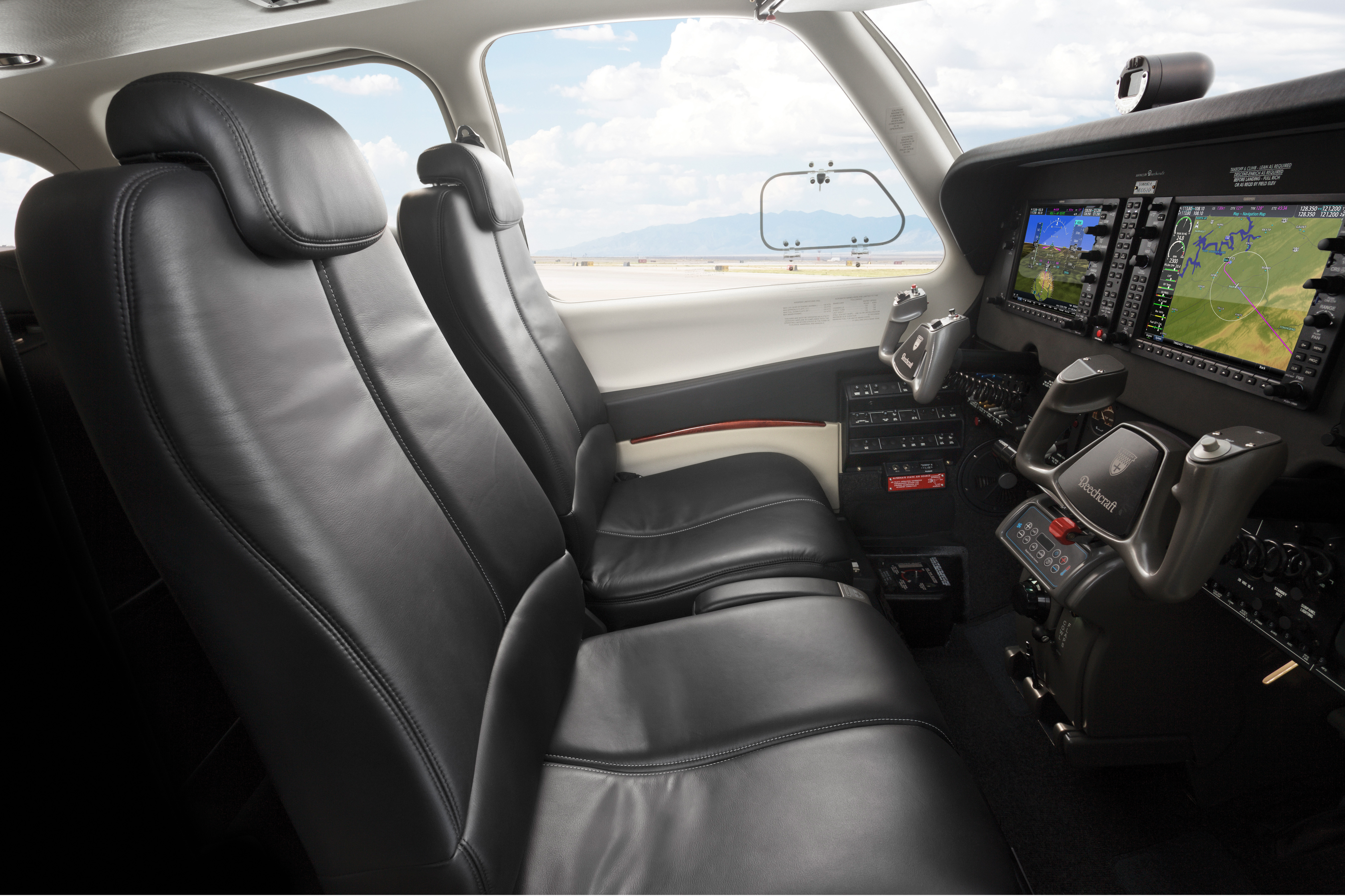 Beechcraft Bonanza Interior Kits