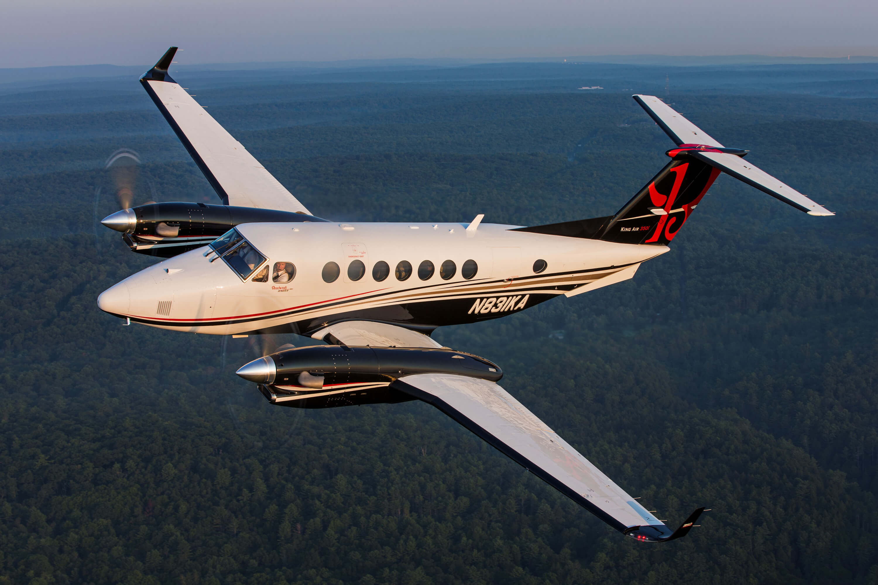 Fusion Equipped Beechcraft King Air Models Certified In Brazil