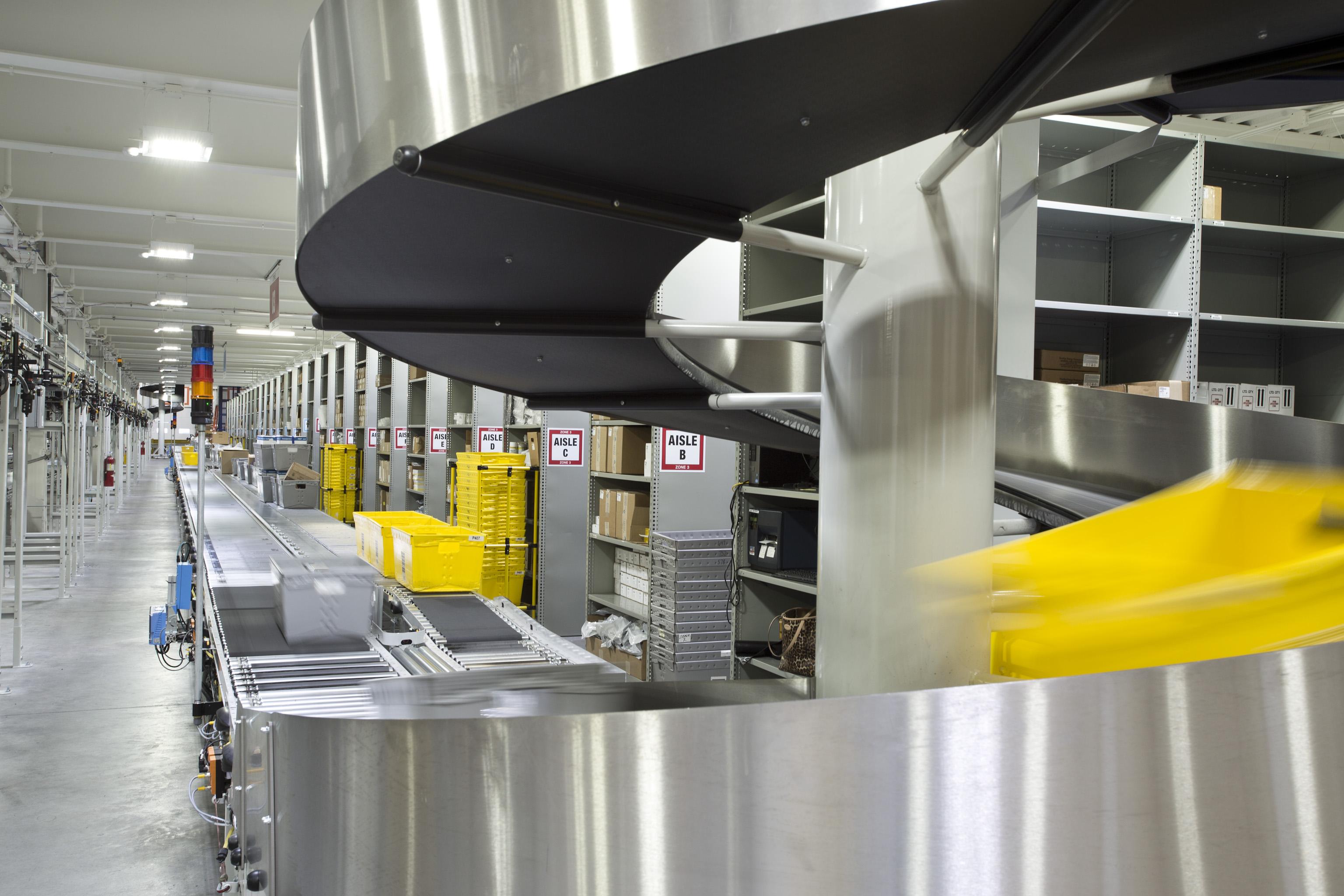 Textron Aviation European parts warehouse expansion