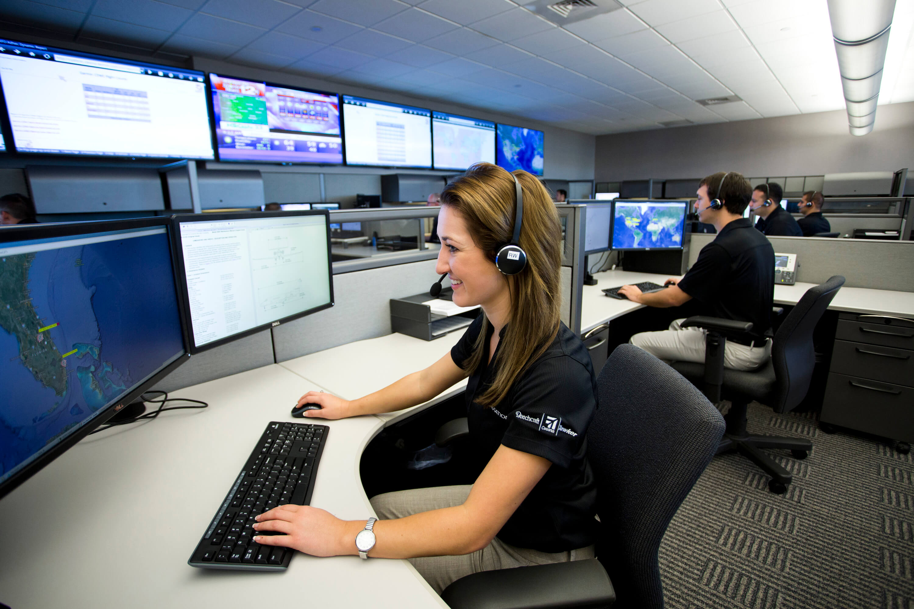 Textron Inc - Textron Aviation launches 1Call, complete